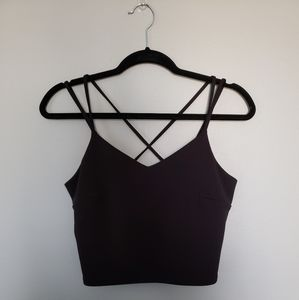 Express Strappy Crop Top